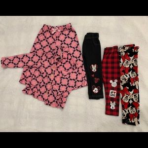 Toddler bottoms and jammies
